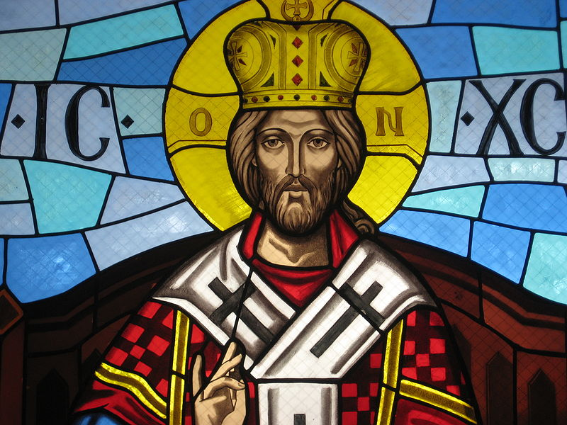 800px Melkite Christ the King